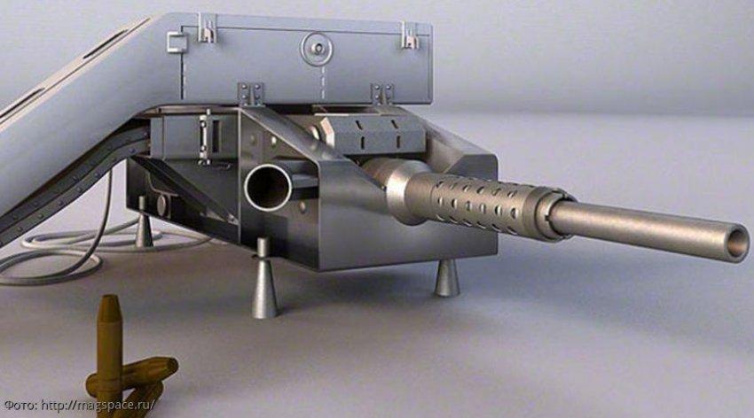 Какая будет отдача при выстреле из оружия в космосе
