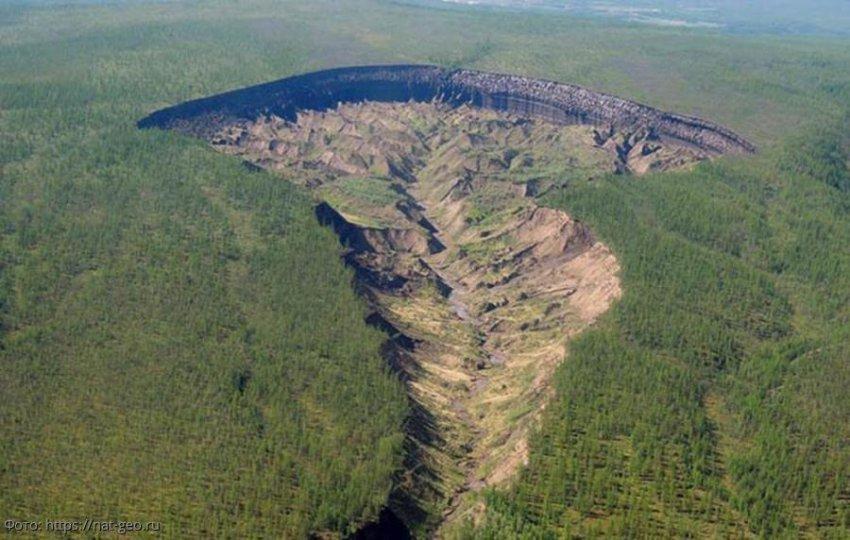 Опасности и угрозы, которые таит Сибирь для нашей планеты
