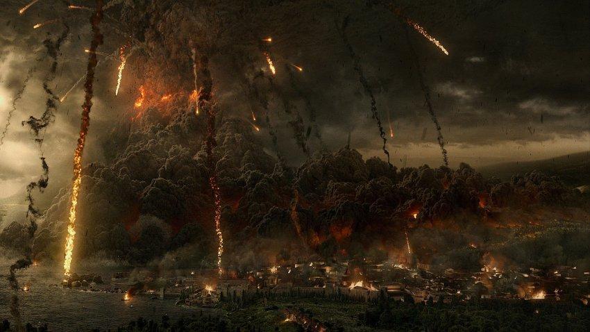 Извержение супервулкана Йеллоустоун может погубить человечество