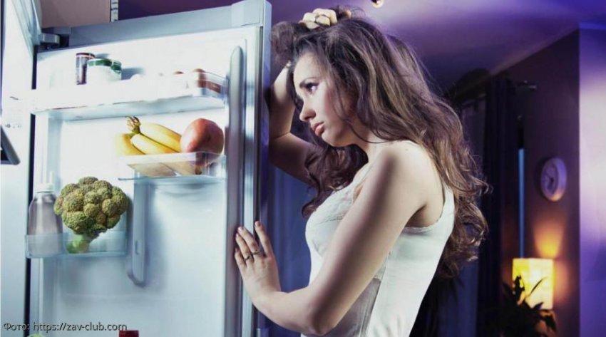 5 видов продуктов, которые не следует есть на ночь
