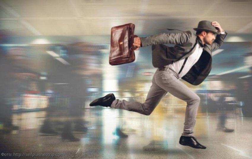 Самые популярные причины опоздания россиян на самолеты