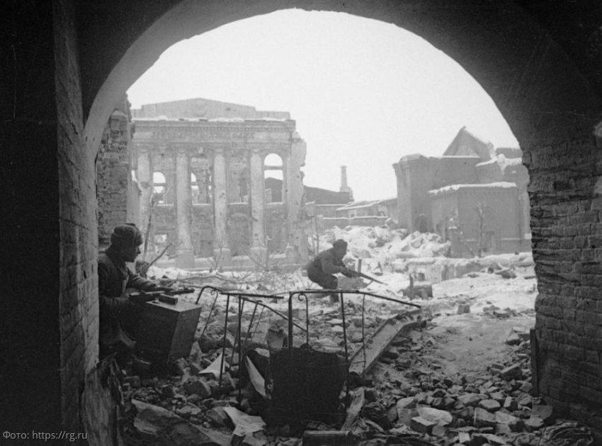 Оборона Сталинграда: основные исторические факты