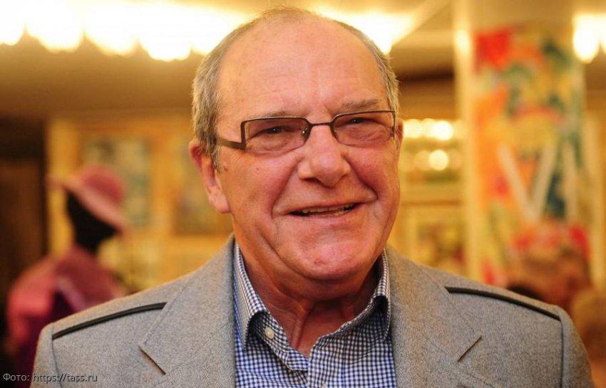 79-летний Эммануил Виторган в очередной раз стал отцом
