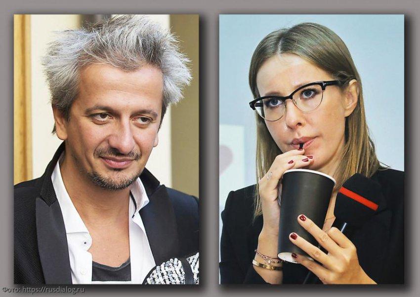 Ксения Собчак отложила свадьбу с Богомоловым в связи с финансовыми трудностями