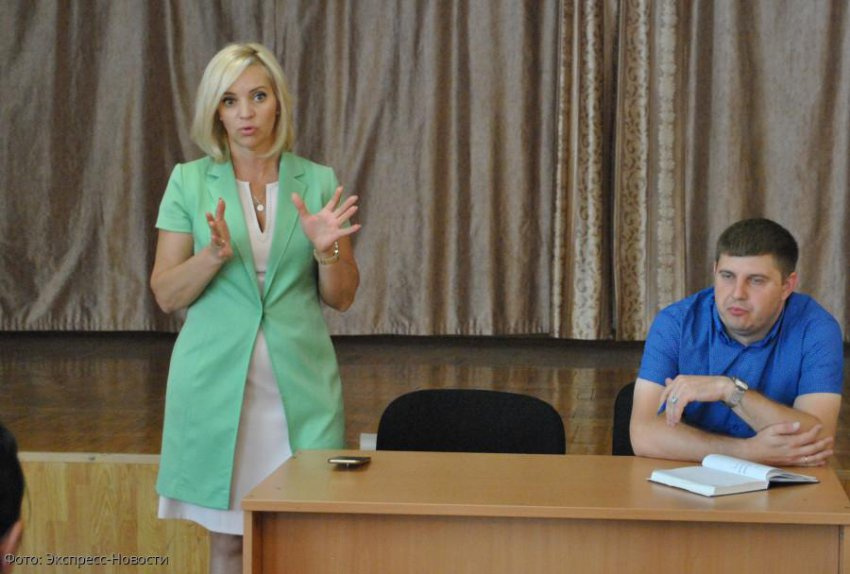 Жители Кисловодска обсудили с депутатом госдумы Ольгой Казаковой важные проблемы города