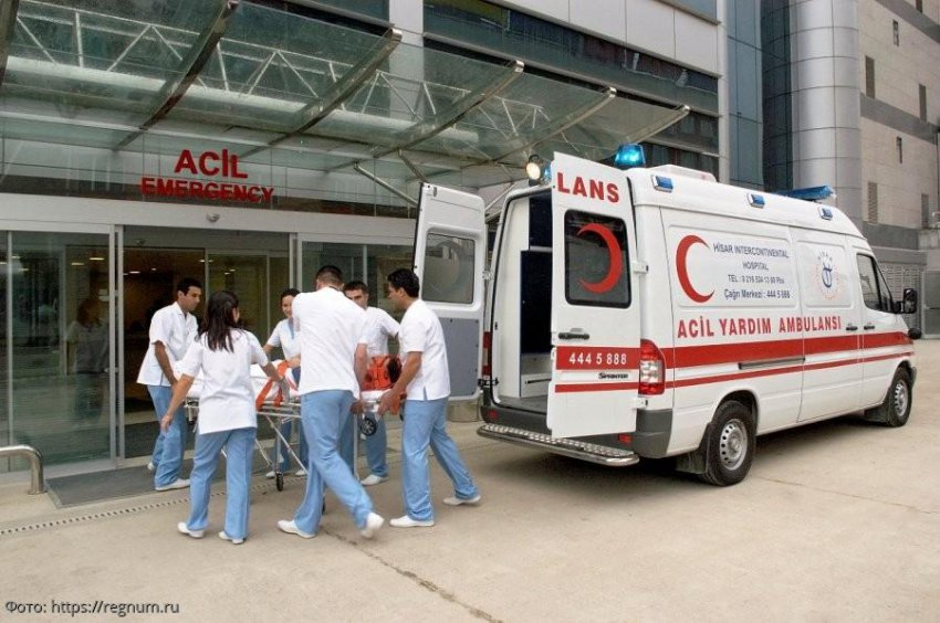 16-летняя россиянка умерла в больнице турецкой Антальи