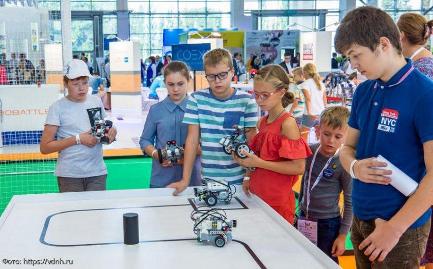 Генеральный директор компании «Яндекс» Елена Бунина рассказала о школах будущего