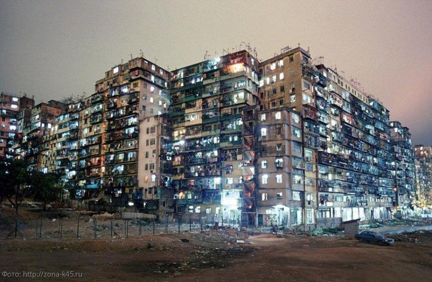 Коулун: самый густонаселённый и проблемный город в истории Гонконга