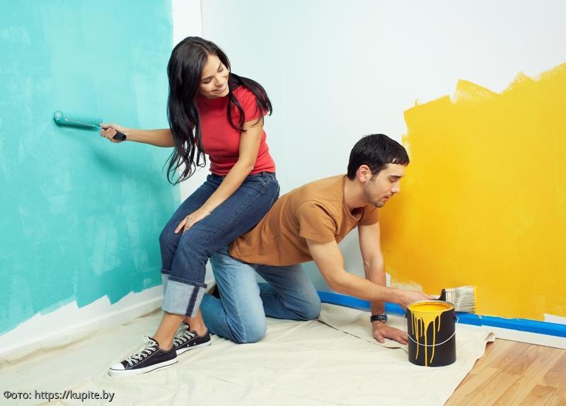 Супруги два года делали ремонт в квартире и едва не угодили за решётку