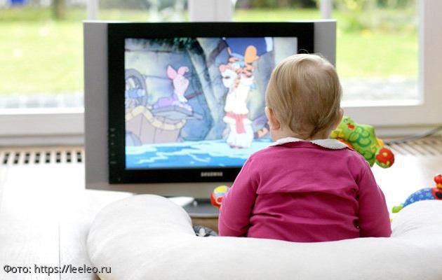 Влияние телевизора на ребенка: результаты научных исследований