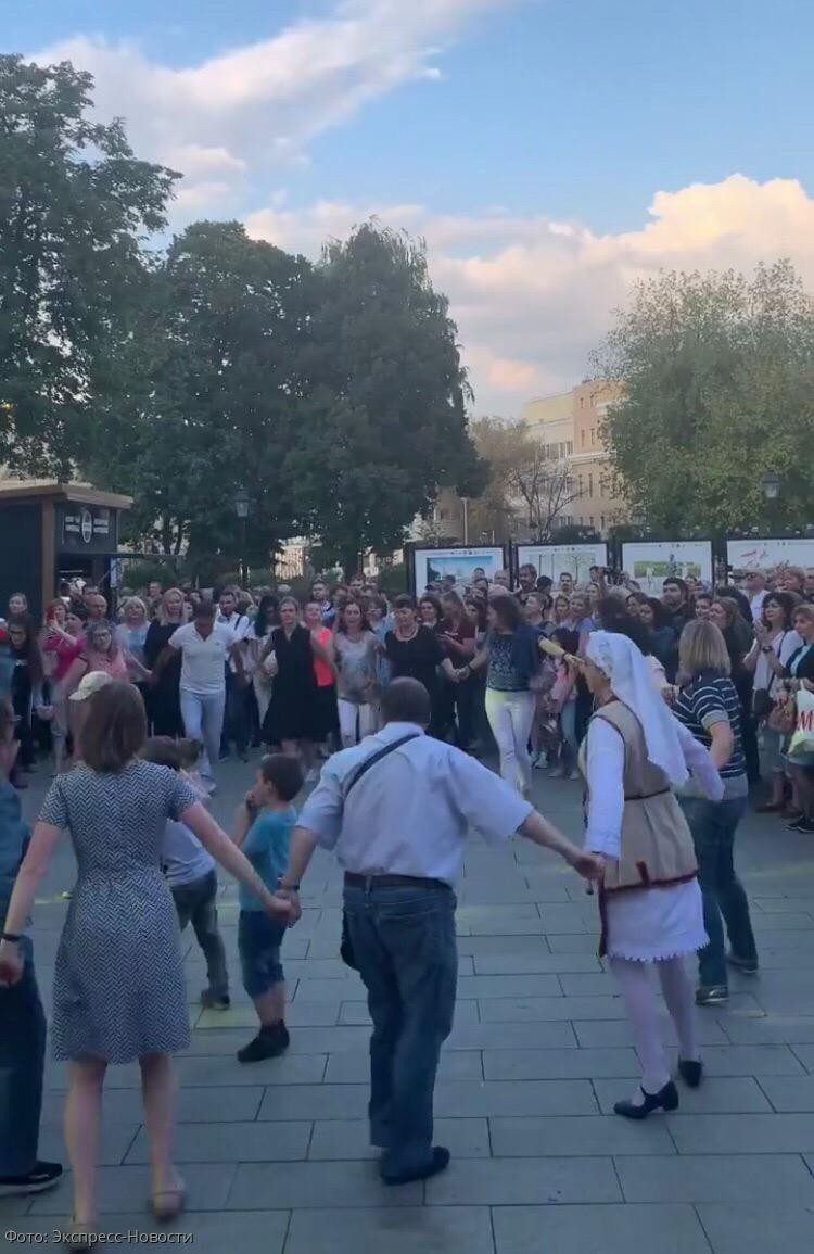 """В Сау """"Эрмитаж"""" прошел фестиваль греческой культуры «Акрополис»"""