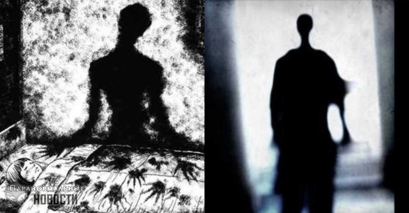 Редкий аномальный феномен «ожившей тени» | Загадочные существа | Паранормальные новости