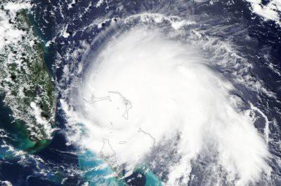 Ущерб от урагана «Дориан» может достичь 40 млрд долларов