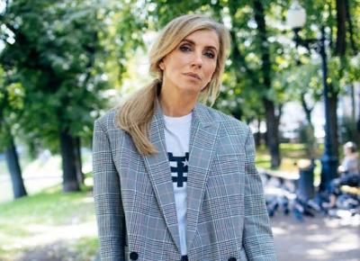 Светлана Бондарчук решила не носить короткие юбки