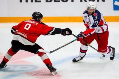 Расписание матчей КХЛ на сентябрь 2019 года