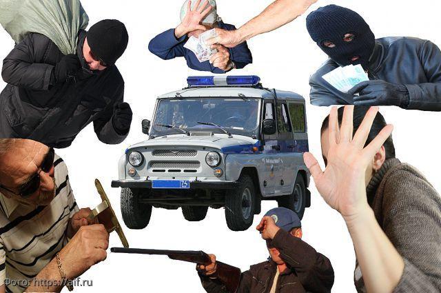 Шахты Ростовской области назван самым опасным городом России