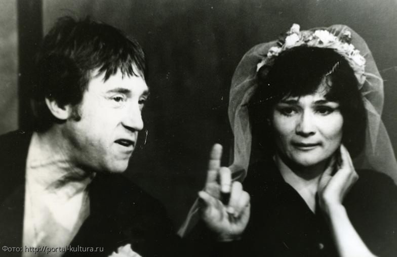 Умерла известная российская актриса театра и кино Зинаида Славина, которой Владимир Высоцкий посвящал свои песни