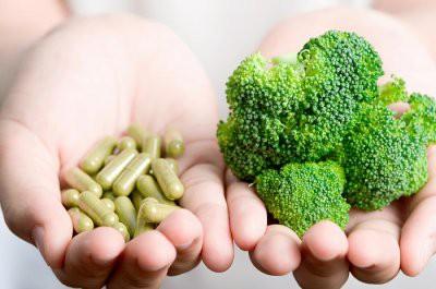 Названы три главных витамина осени