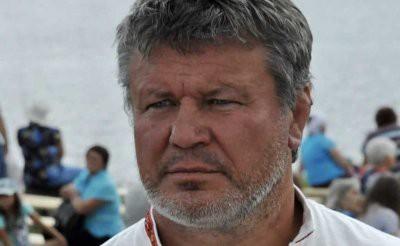 Олег Тактаров обвинил Наталью Штурм в домогательствах