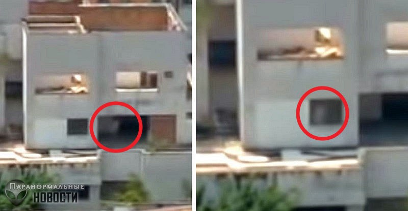 Обеспокоенный призрак метался по зданию, которое через мгновение снесли | Привидения | Паранормальные новости