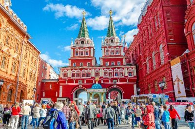 Москва в 2019 году отмечает 872-летие: программа празднования