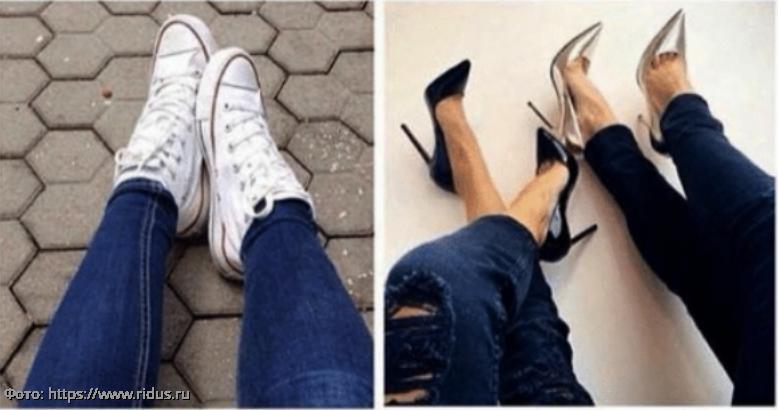 10 фото, доказывающих, что в мире существует только два типа девушек