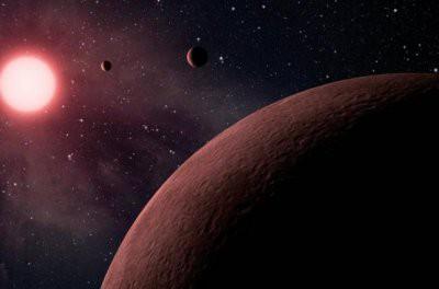 В атмосфере экзопланеты ученые впервые обнаружили калий