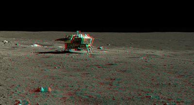 На обратной стороне Луны обнаружена загадочная слизь