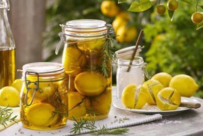 Квашеные лимоны помогают в профилактике рака и сахарного диабета