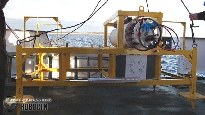 Утащил морской змей? В Балтийском море загадочно пропала германская станция мониторинга | Теории заговоров | Паранормальные новости