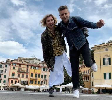 Светлана Бондарчук провела романтический отпуск на яхте с новым бойфрендом