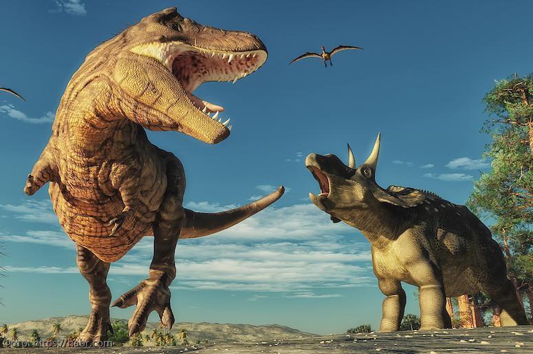 Предположения относительно возможного развития жизни на Земле, если бы динозавры не вымерли