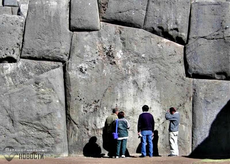 Тайна гранитной перевернутой лестницы из Куско | Загадочные сооружения | Паранормальные новости