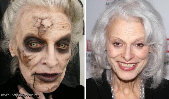 Актёры из известных ужастиков в реальной жизни