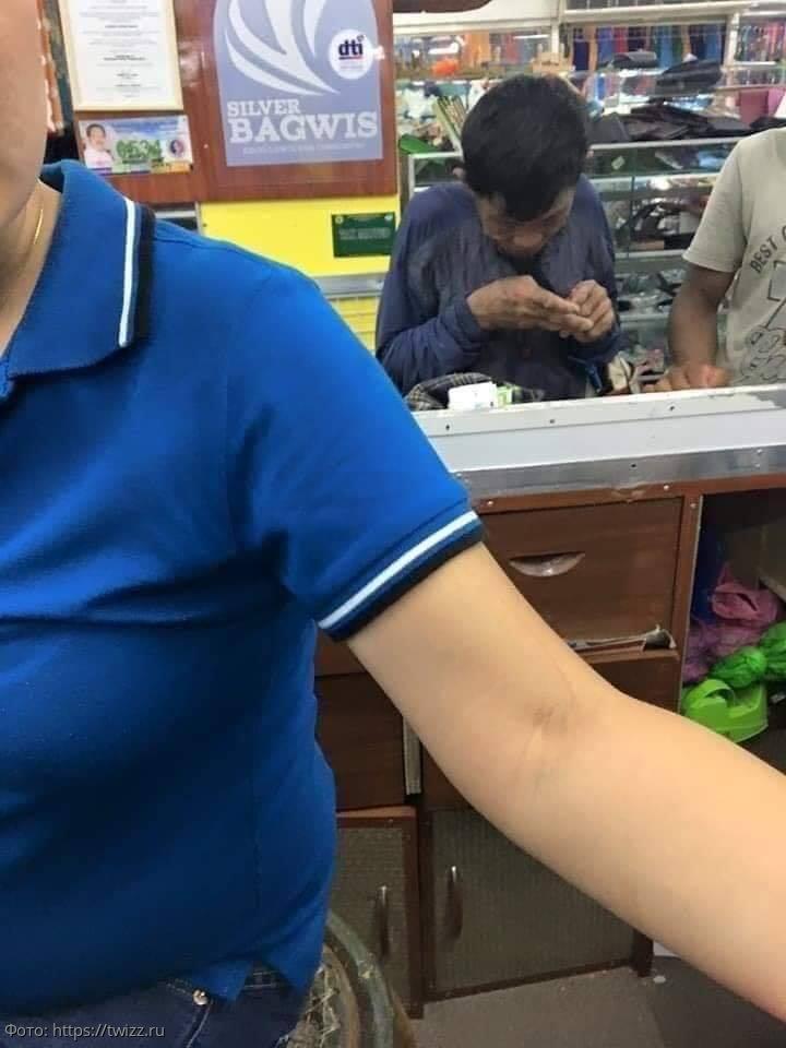 История из жизни: Филиппинец решил купить обувь сыну и растрогал всех вокруг