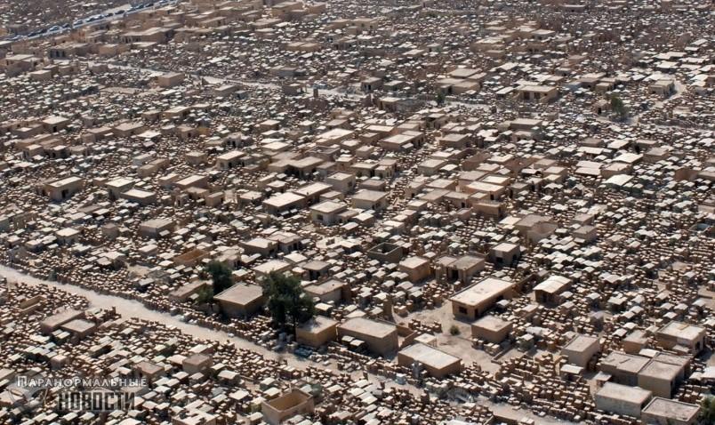 Крупнейшее кладбище в мире заселено агрессивными тенями и упырями   Мистика   Паранормальные новости
