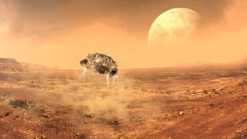 Астронавт НАСА: миссия Илона Маска на Марс не спасет человечество