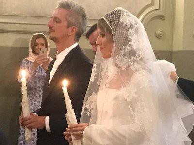 Собчак и Богомолов провели первую брачную ночь на простынях за 615 тысяч