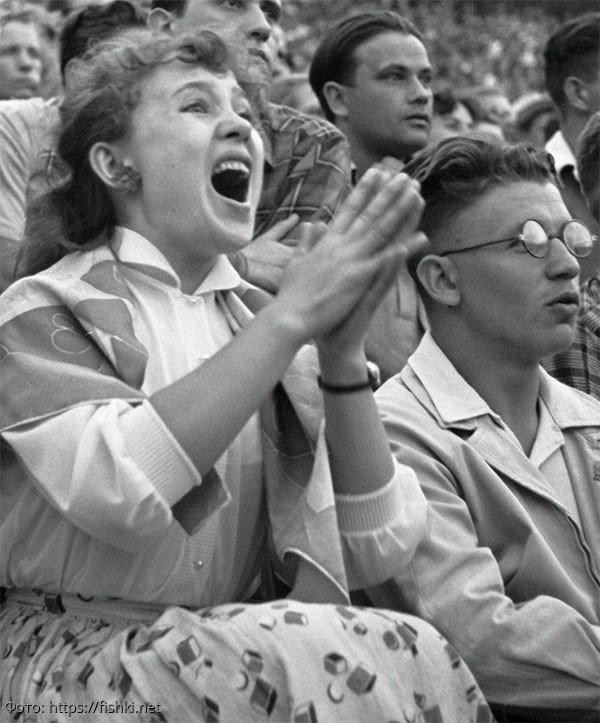 10 редких советских фото знаменитостей