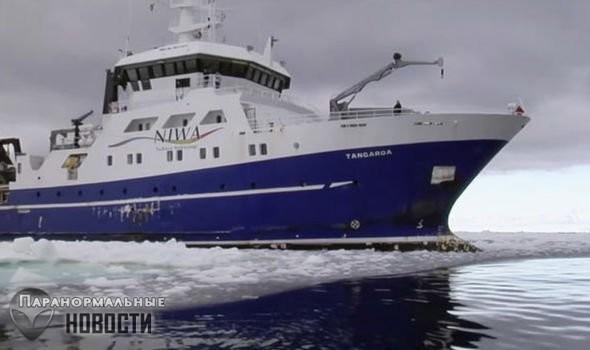 Неопознанное живое существо обнаружили в Антарктике на глубине 3,5 км | Загадки планеты Земля | Паранормальные новости