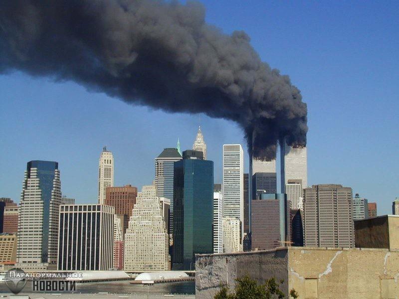 «Меня спасло высшее существо»: История человека, чудом выбравшегося из башни-близнеца 11 сентября   Мистика   Паранормальные новости