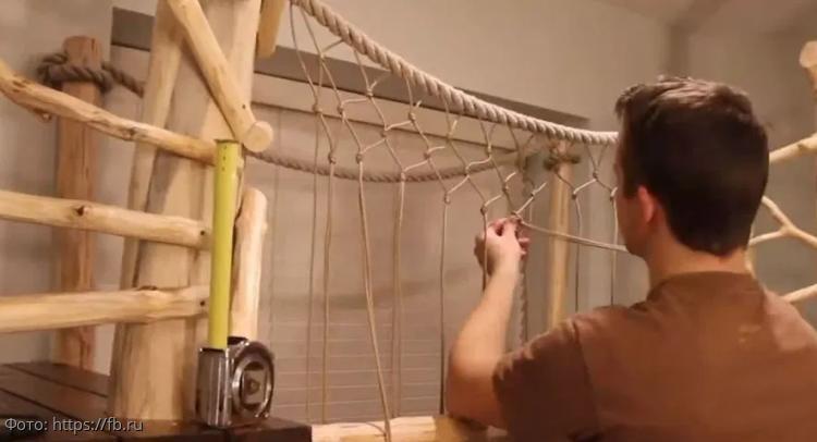 История из жизни: папа строил игрушечный домик для своих детей, а построил лучший дом в округе
