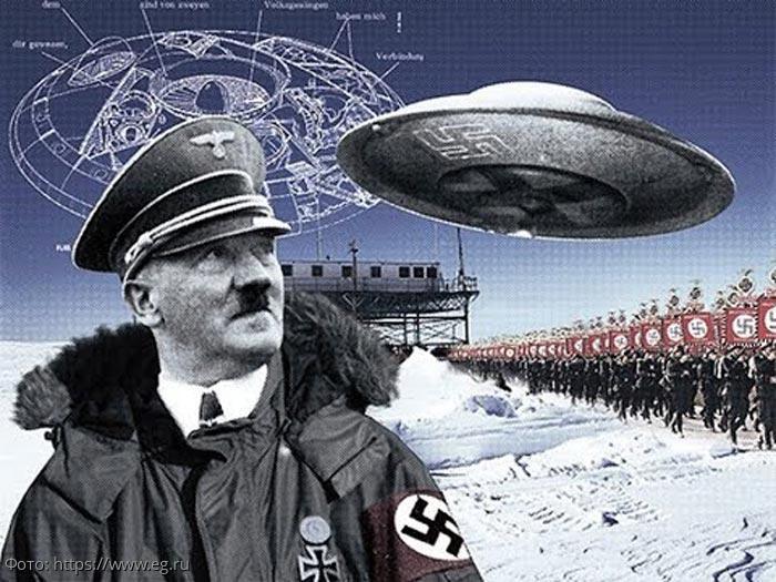 Цели, которые преследовал Гитлер, отправляя научно-военные экспедиции в Антарктиду