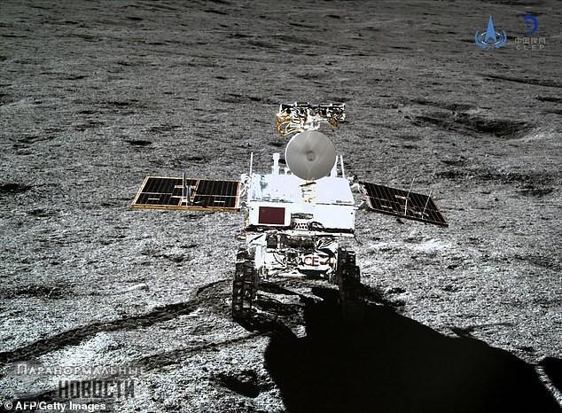 Китайцы пытаются понять, что за странное гелеобразное вещество они нашли на Луне | Тайны космоса | Паранормальные новости