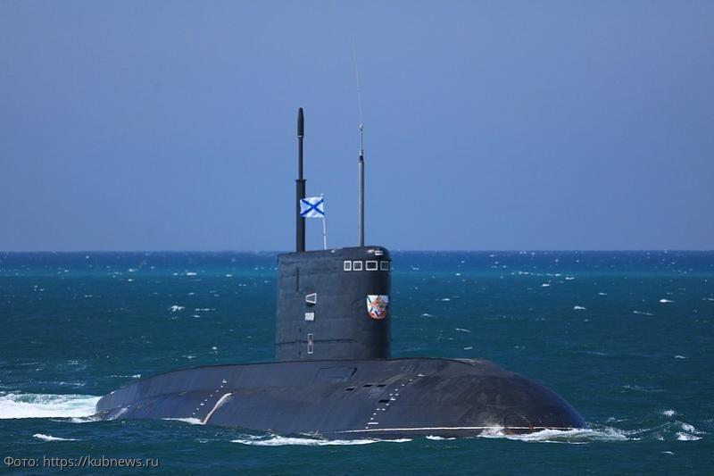 «Белгород» - самая большая подводная лодка России