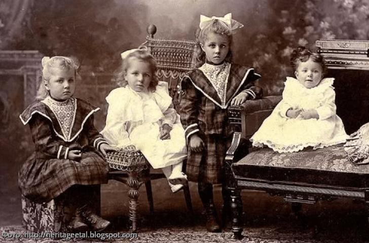 Пять фактов о неординарном воспитании детей в старой Англии