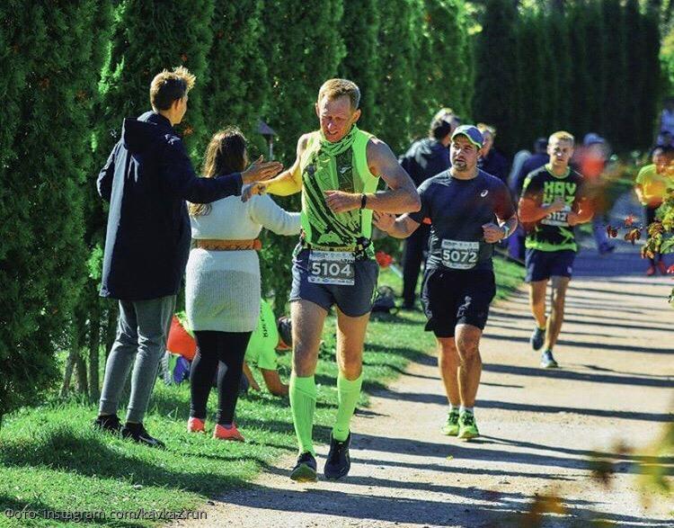 В октябре в Кисловодске состоится Международный марафон