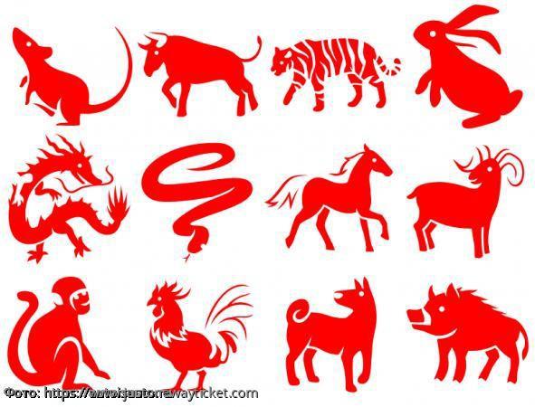 Китайский гороскоп на 1 октября 2019 года