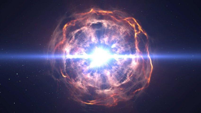 В космосе произошел мощный взрыв: подробности