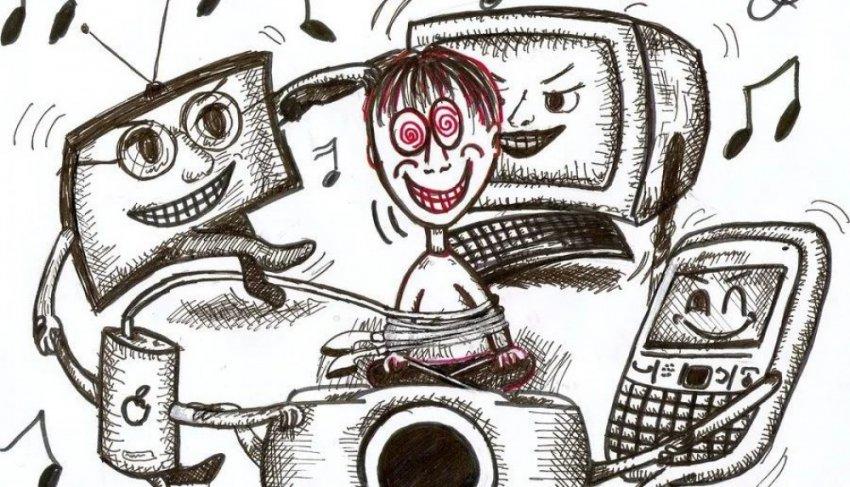 Как технологии превращают нас в послушных рабов